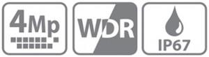 MENO-WDR-IP67-4MG