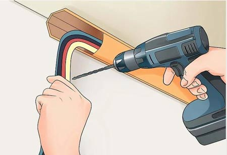 how install cctv camera