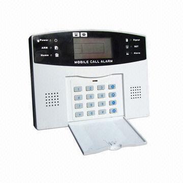burglar alarm dialler