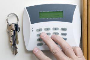 burglar alarm for home