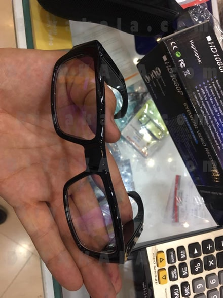 spy glasses with spy camera